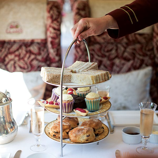 The Classic Afternoon Tea